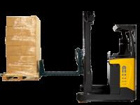 Tergo UMS-TF/UHD-TF/UHX-TF, Carretilla retráctil para almacenamiento de doble profundidad